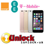 Unlock All iPhone - Orange | T-Mobile | EE UK (Premium)