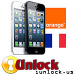 France Orange - iPhone 5S l 6 l 6+ l 6s l 6s+ l SE (Premium)